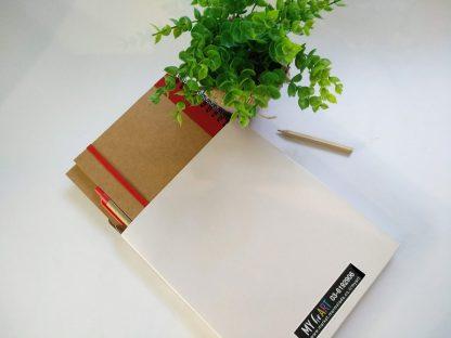 מחברת מתנה אישית ומקורית עם מסר, מתאים כמתנה לעובדים
