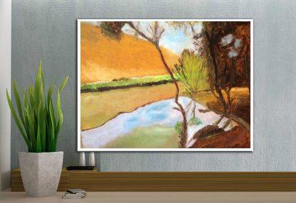 ״נוף״ - תמונת קנבס מעוצבת